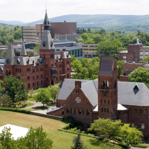 Cornell University Arial View