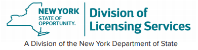 NYS Division of Licensing Logo