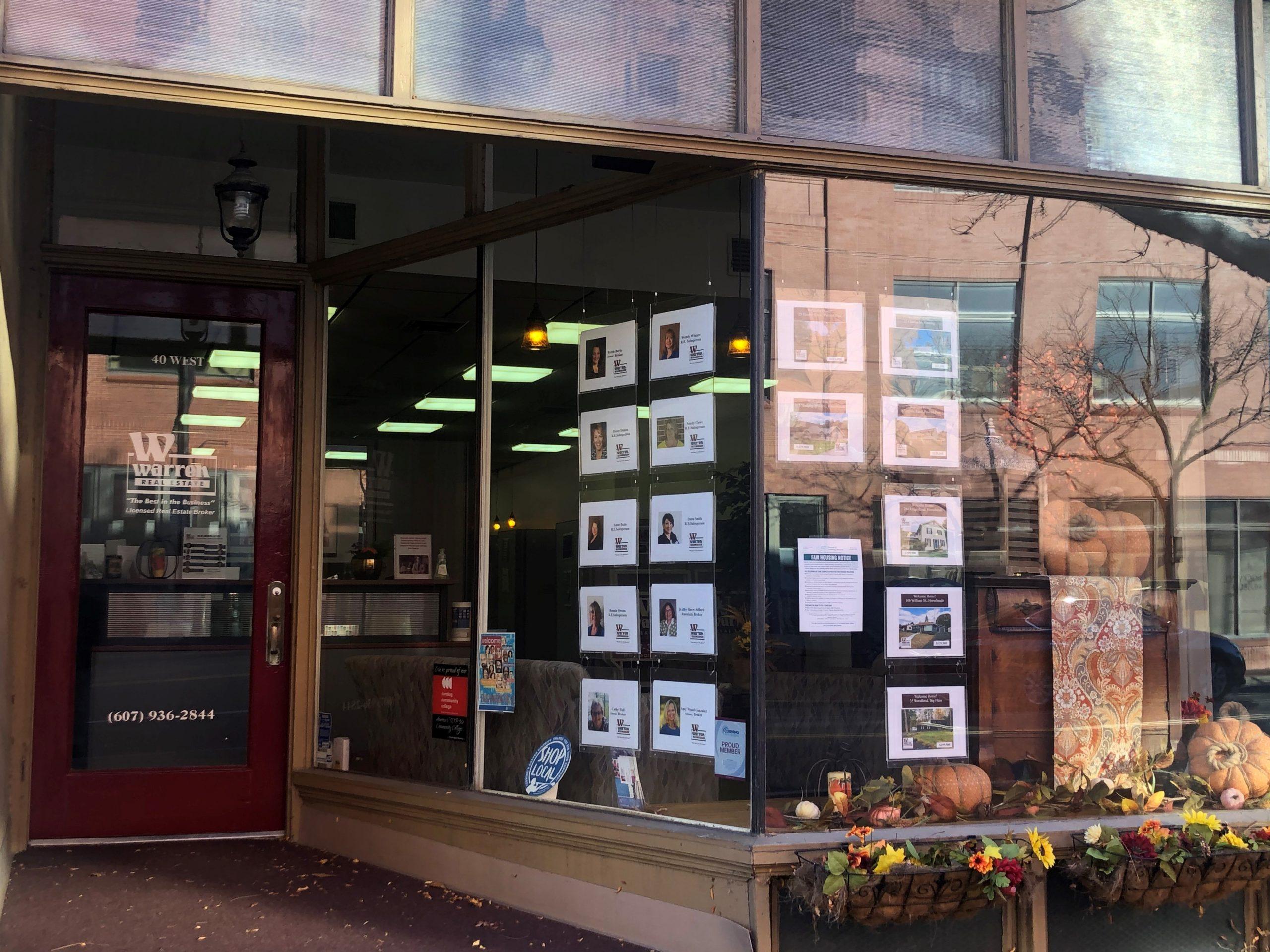 Warren Real Estate 40 West Market Street