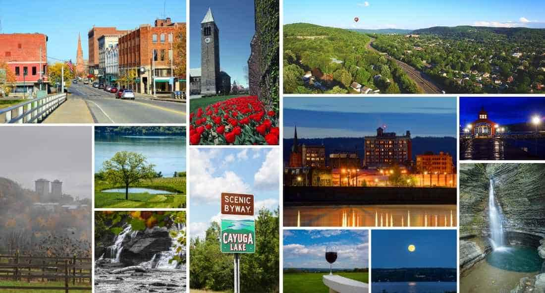 Central and Fingerlakes Region Homes for Sale